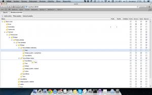 Editace struktury heslového záznamu v LEX-iku